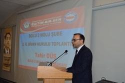2016 Yılı İl Divan Kurulu Toplantısı